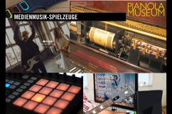 Schizophone Spielzeuge medienmusikalischer Performance und Gestaltung